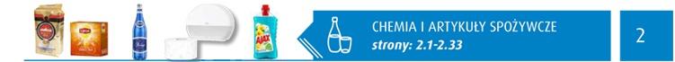 Chemia i artykuły spożywcze strony:[2.1-2.33]