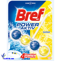 Zawieszka WC BREF POWER ACTIV-lemon